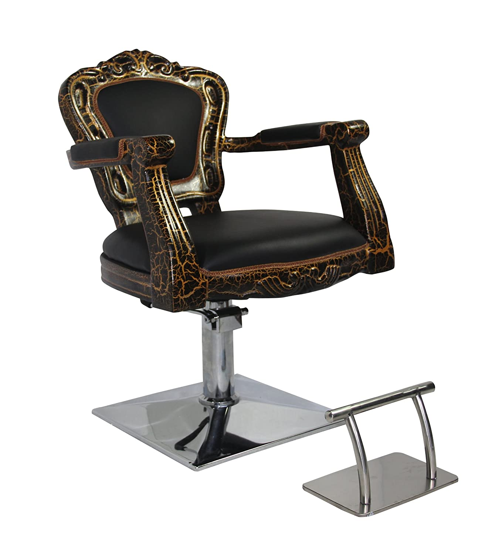 Antique barber chair - Antique Barber Chair 13