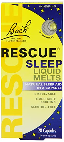 Bach Rescue Remedy Sleep Melts