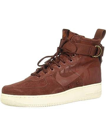 b044e3460b Nike Men's SF AF1 Mid Basketball Shoe