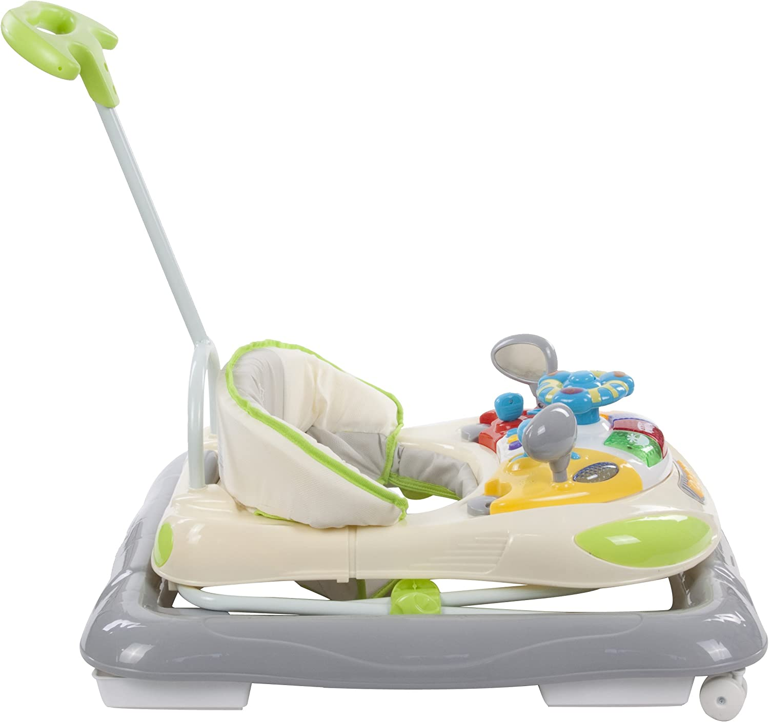 Sun Baby b01.006.1.9/Infant Baby Walker with Activity Centre