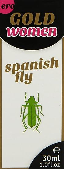 ero by HOT Spanish Fly - Gold Damen, 30 ml
