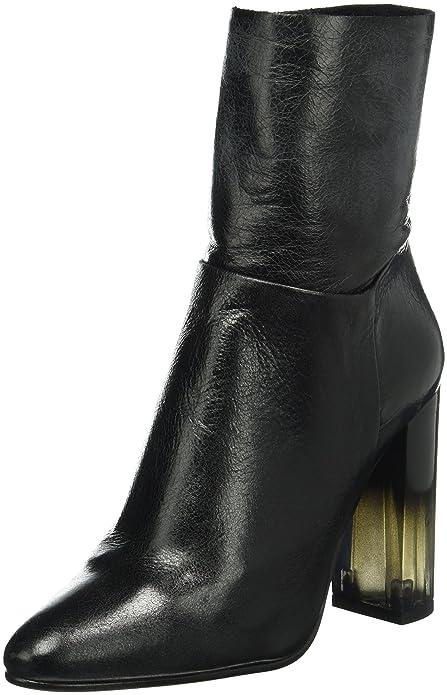 4347 Groucho Botines para Mujer Negro Negro Negro Negro 01 36 EU Buffalo Botines 6e9754