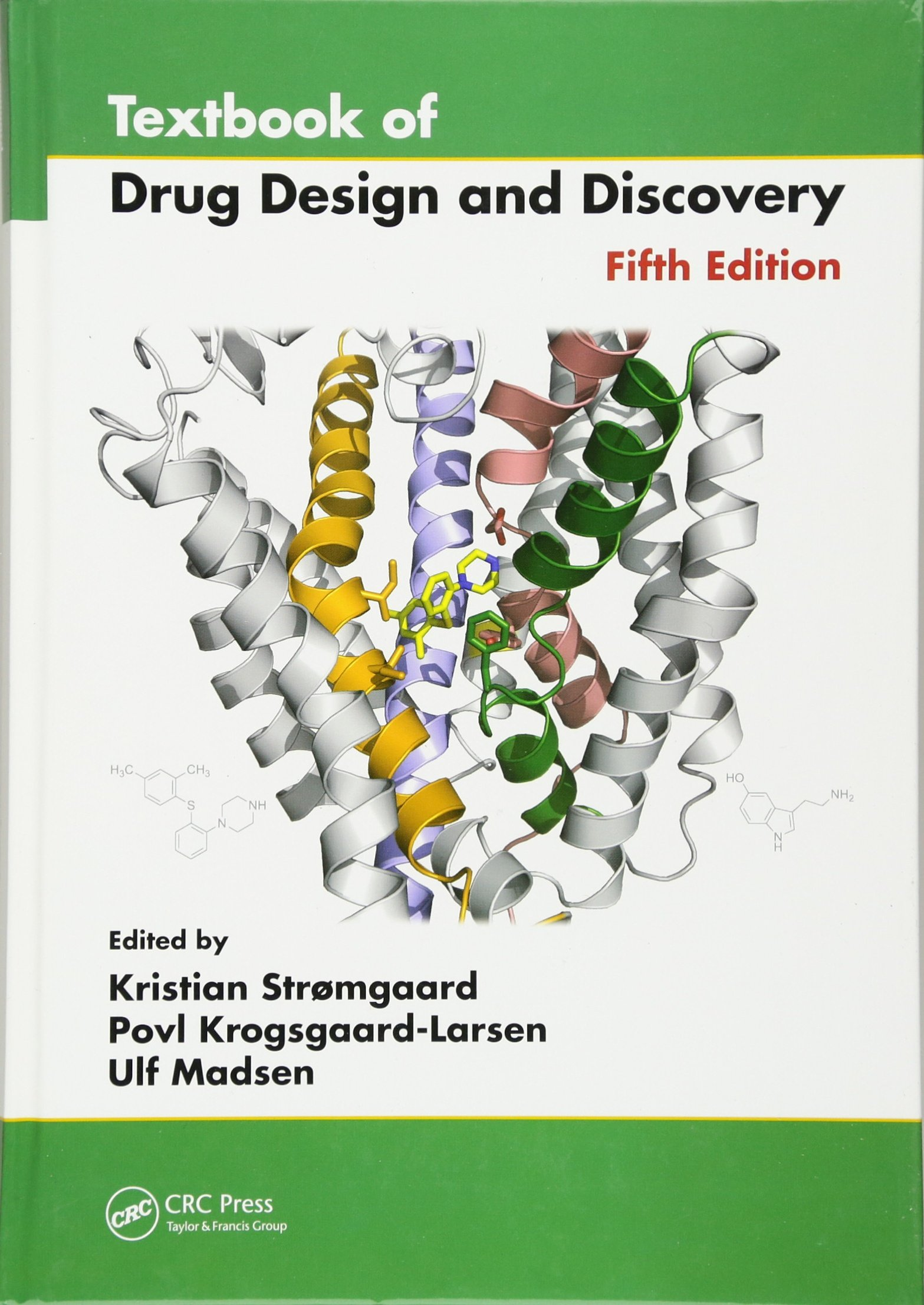 Textbook of Drug Design and Discovery: Amazon.es: Stromgaard ...