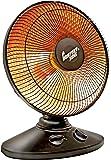 Comfort Zone Oscillating Parabolic Dish Radiant Heater CZ998