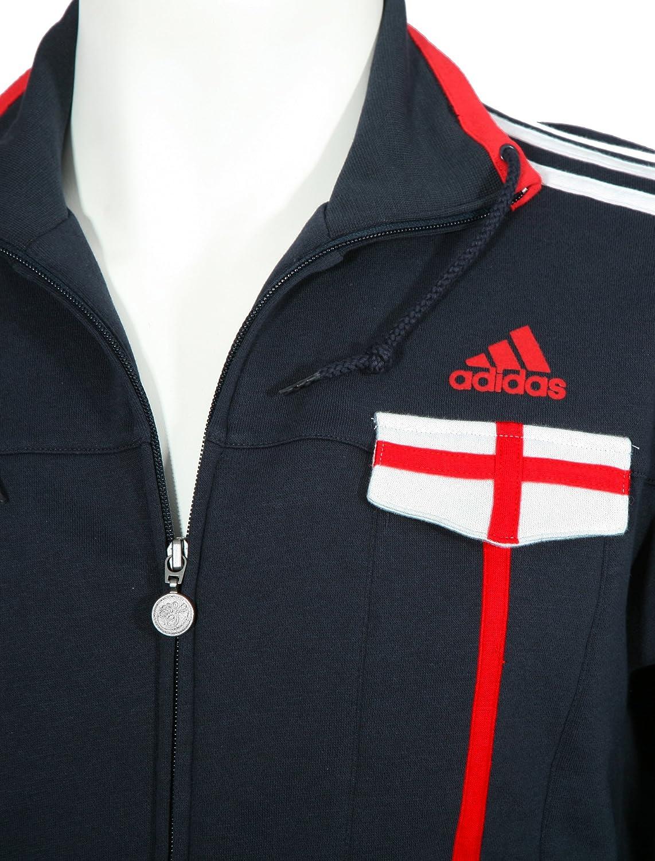 adidas England Track Top