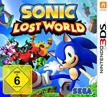 Sonic: Lost World [3DS]