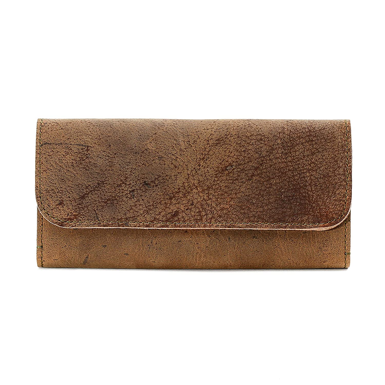 スロウ 長財布 long wallet kudu 333S26C B01N7XVUY3  Stone
