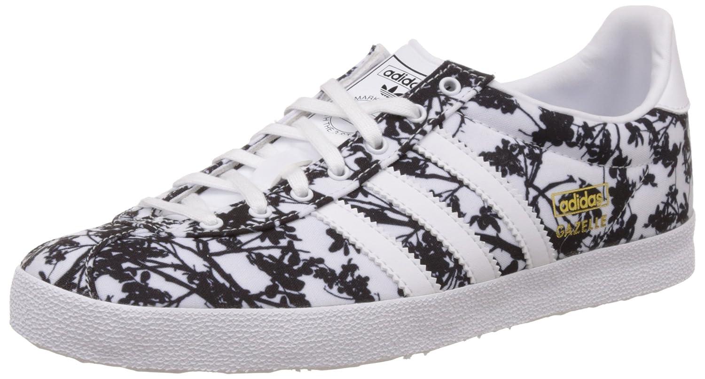 timeless design 7d641 2524b adidas Gazelle OG Damen Sneakers 42 EUWei (Footwear WhiteFootwear  WhiteCore Blackfootwear WhiteFootwear WhiteCore Black) -  associate-degree.de