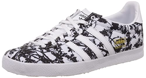 d0c4aa616cb Image Unavailable. Image not available for. Colour  adidas Originals  Women s Gazelle Og W White and Black ...