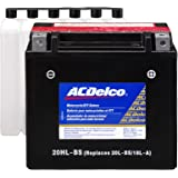 ACDelco ATX20HLBS Specialty AGM Powersports JIS 20HL-BS Battery