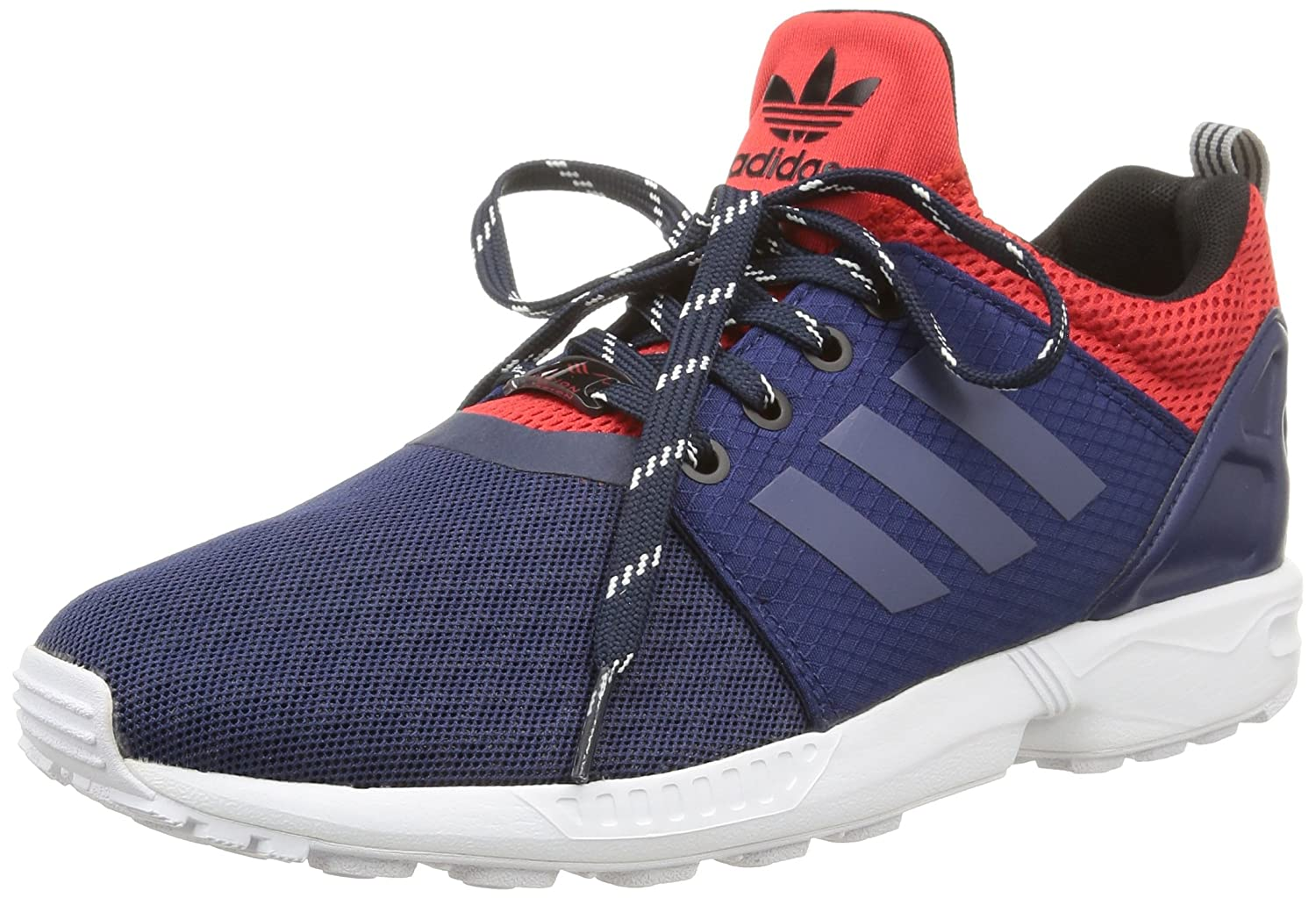 huge selection of f7f28 81dac adidas ZX Flux NPS updt, Men's Trainers, Bleu (Dark Blue ...