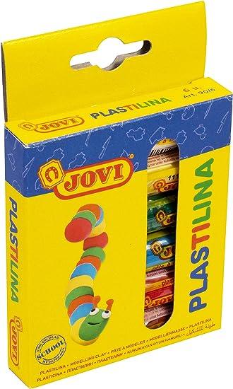 Jovi- Plastilina (90/6): Amazon.es: Juguetes y juegos