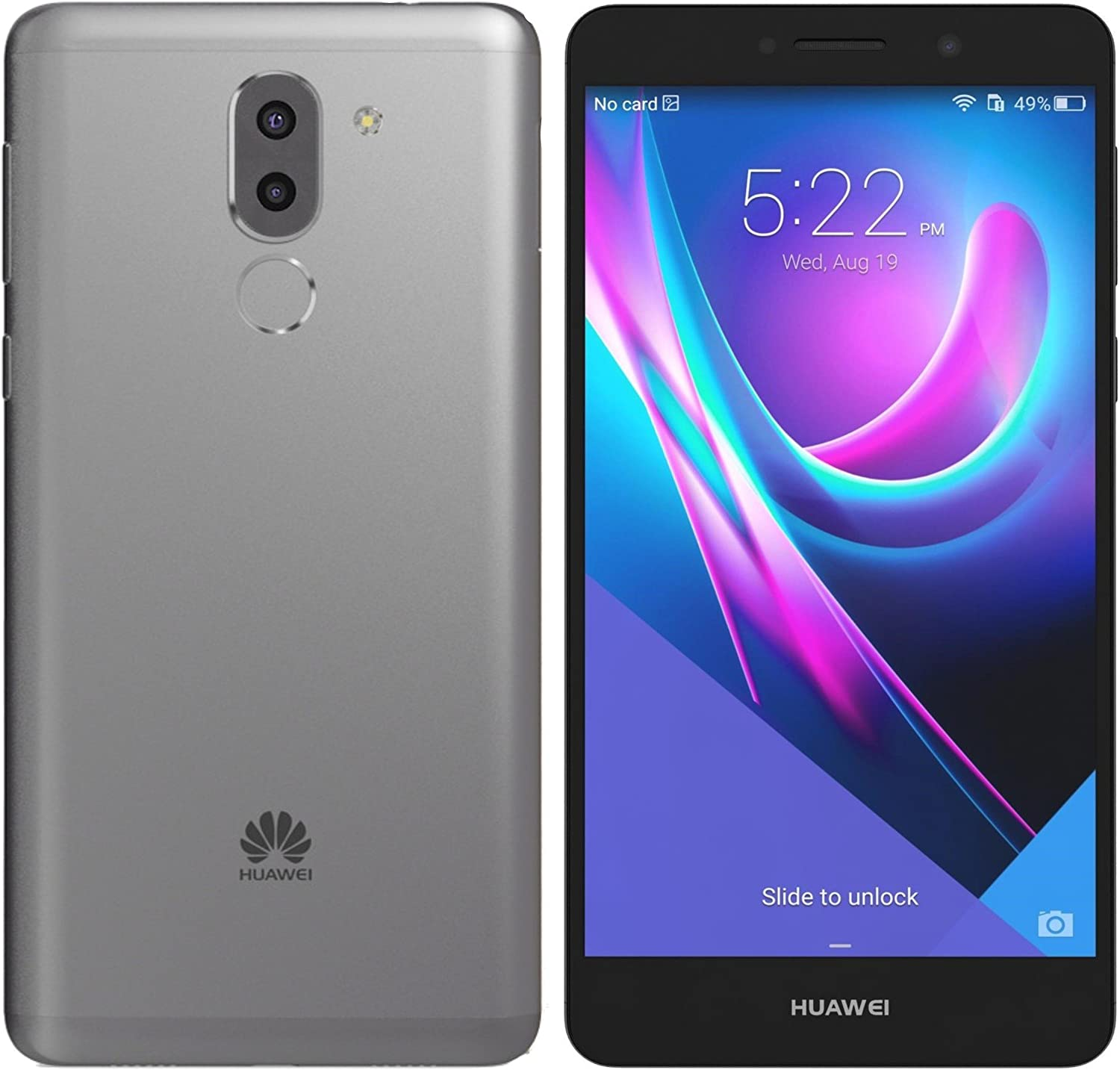 Huawei Mate 9 Lite L23 Dual Sim 32 Gb 4 G Lte Factory Unlocked Android Smartphone Gris