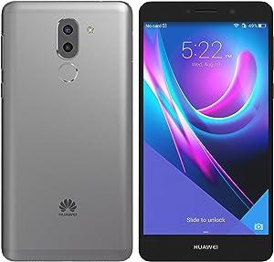 "Huawei Mate 9 lite L23 Single SIM (32GB) 5.5"" Full HD 4G LTE Factory Unlocked Android w/ Fingerprint Sensor - No Warranty (Gray)"