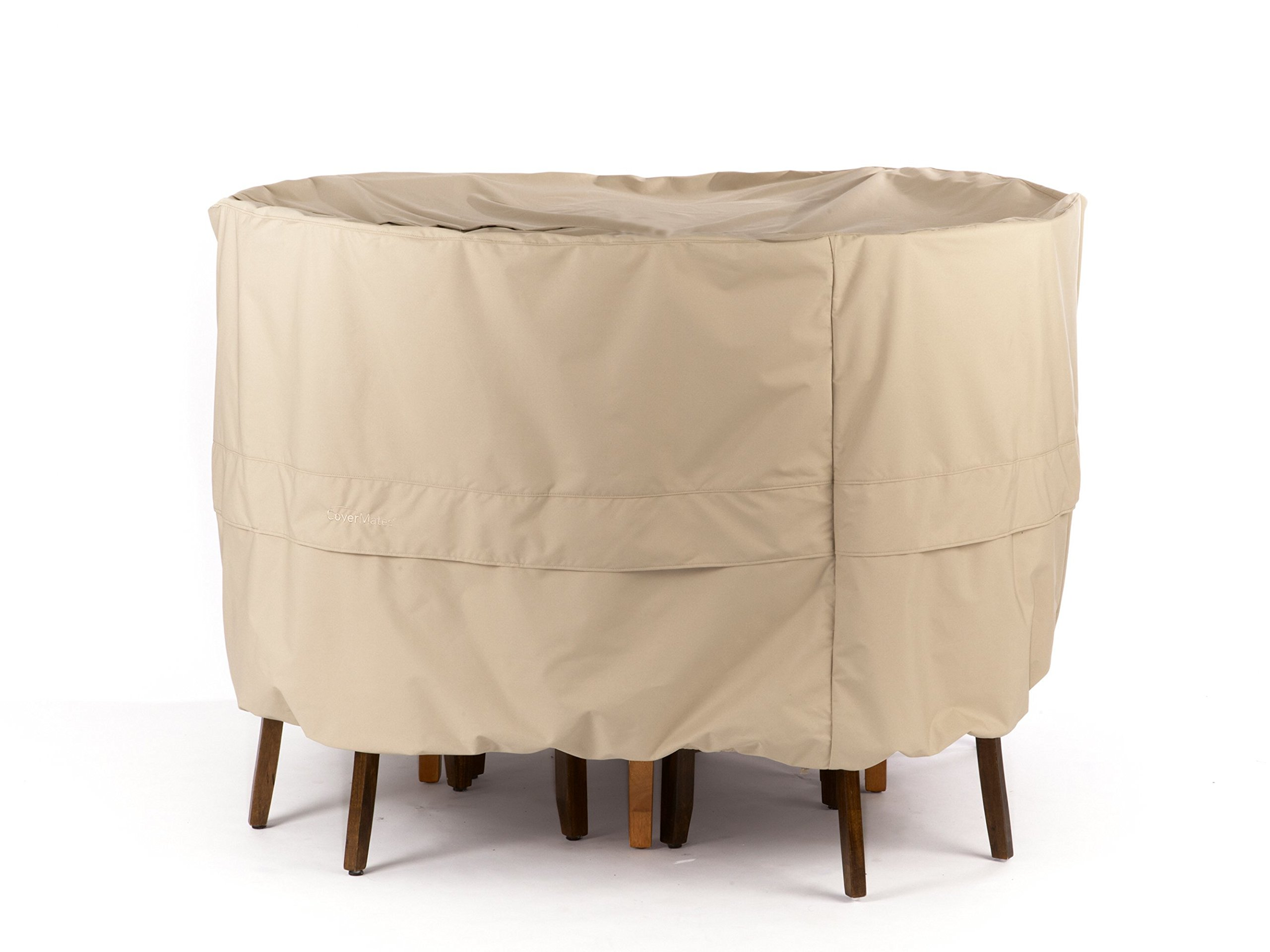 Round Bar Table/Chair Set Cover by CoverMates