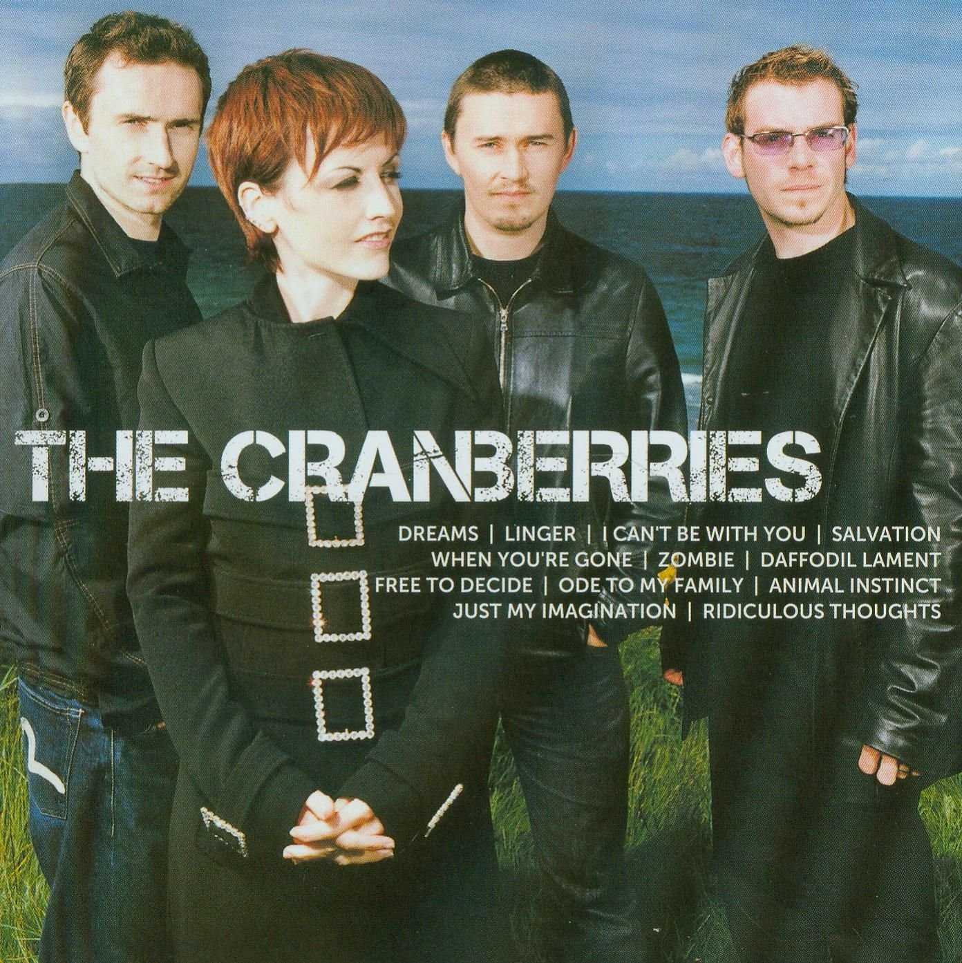 CD : The Cranberries - Icon (Icon Title)