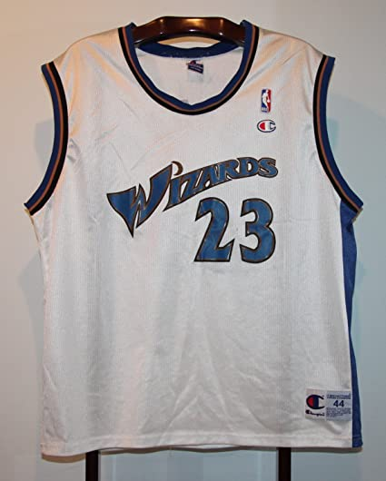 NBA Trikot Jersey-Camiseta de Baloncesto Michael Jordan Washington Wizards L