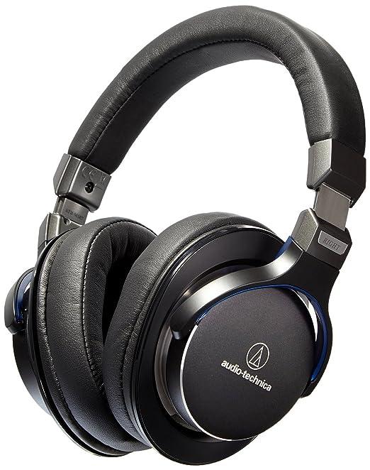 15 opinioni per Audio-Technica ATH-MSR7 Cuffie, Nero