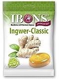 IBONS Lutschbonbons 75g zuckerfrei (Ingwer-Classic)