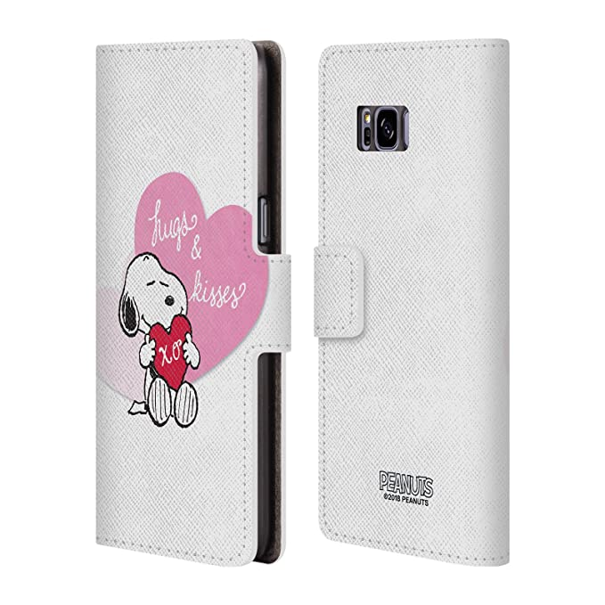 new product fabba fef89 Amazon.com: Official Peanuts Snoopy Hugs and Kisses Sealed with A ...