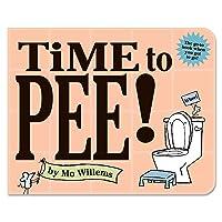 Time to Pee! Board Book