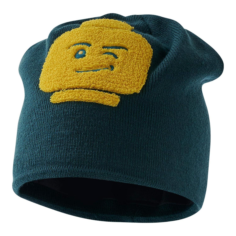 Dark Khaki 889 Verde Bambino Taglia Produttore: 56 62 LEGO Wear Lego Boy Lwalfred 723-Strickm/ütze Cappellopello
