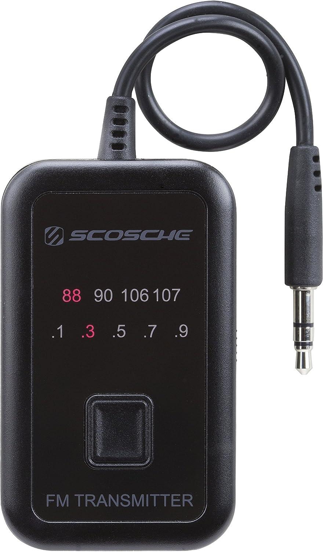Scosche FMT4 tuneIN Universal FM Transmitter for iPod/MP3 Player