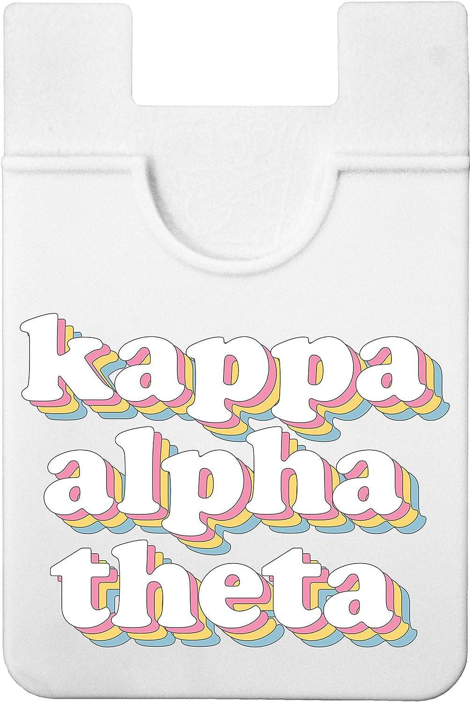 Adhesive Mobile Wallet Alpha Kappa Psi Koala Pouch