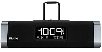 Review iHome iDL45BC Dual Charging
