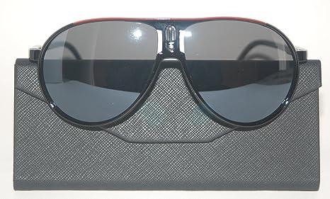Style Categorie Uv400 3 Rouge Carrera Et De Noiramp; Lunettes Avec Pochette Chiffonnette Soleil D2Ee9IYWH