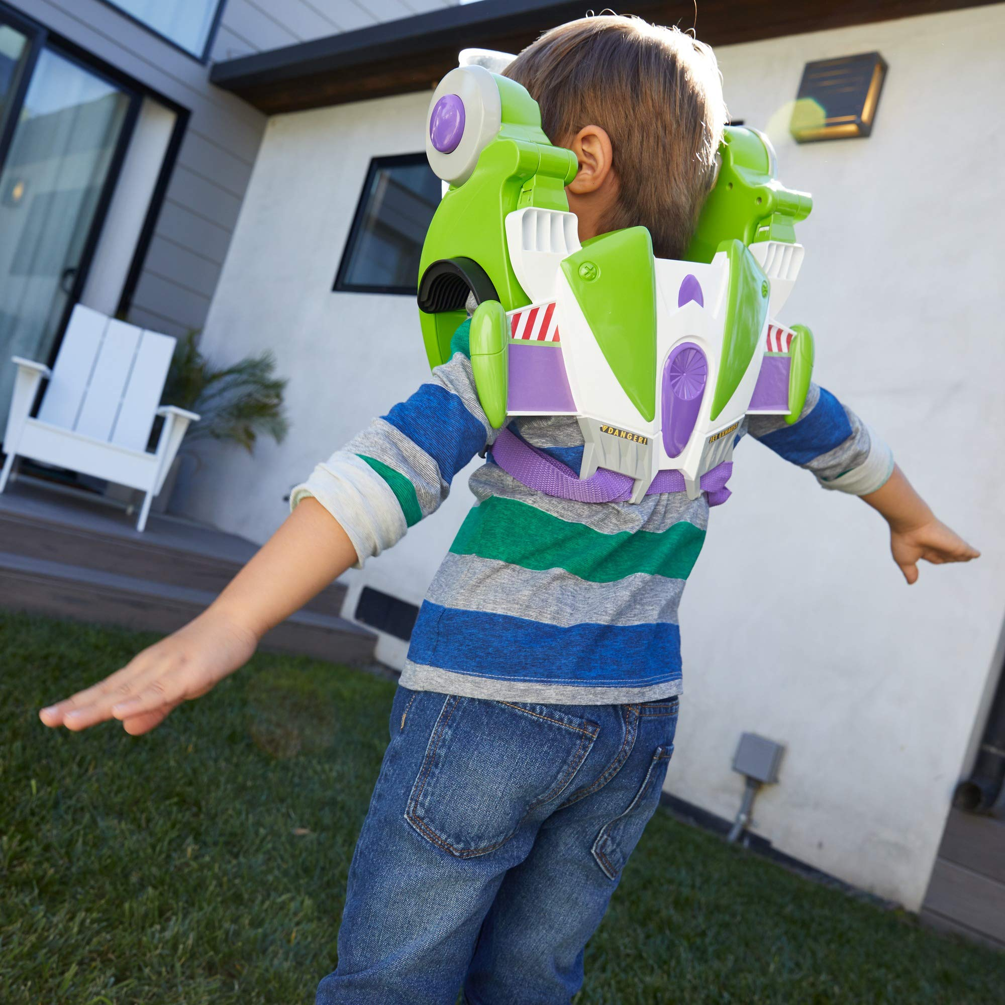 Toy Story Disney Pixar 4 Buzz Lightyear Space Ranger Armor with Jet Pack by Toy Story (Image #9)