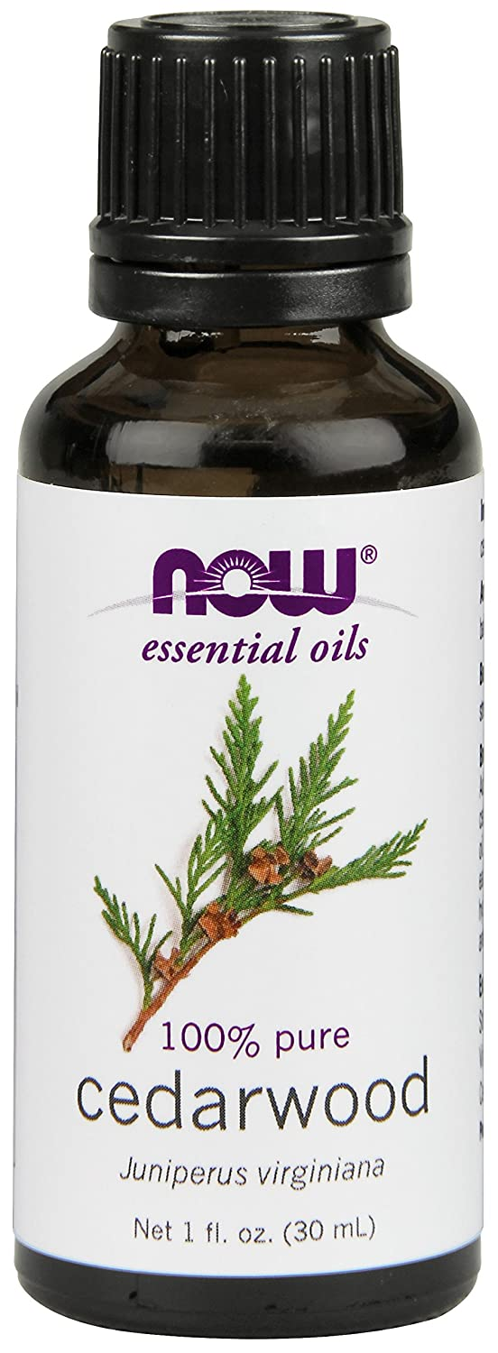 NOW Solutions Cedarwood Oil, 1-Ounce NOW Foods 73373907