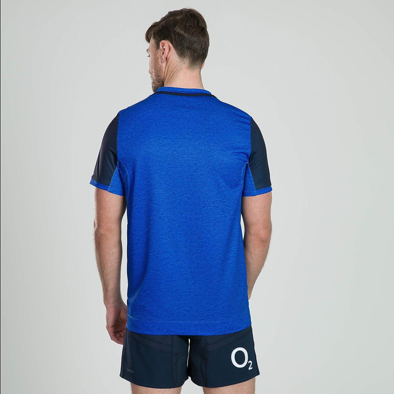 Canterbury England Vapodri T-Shirt Homme Drill T