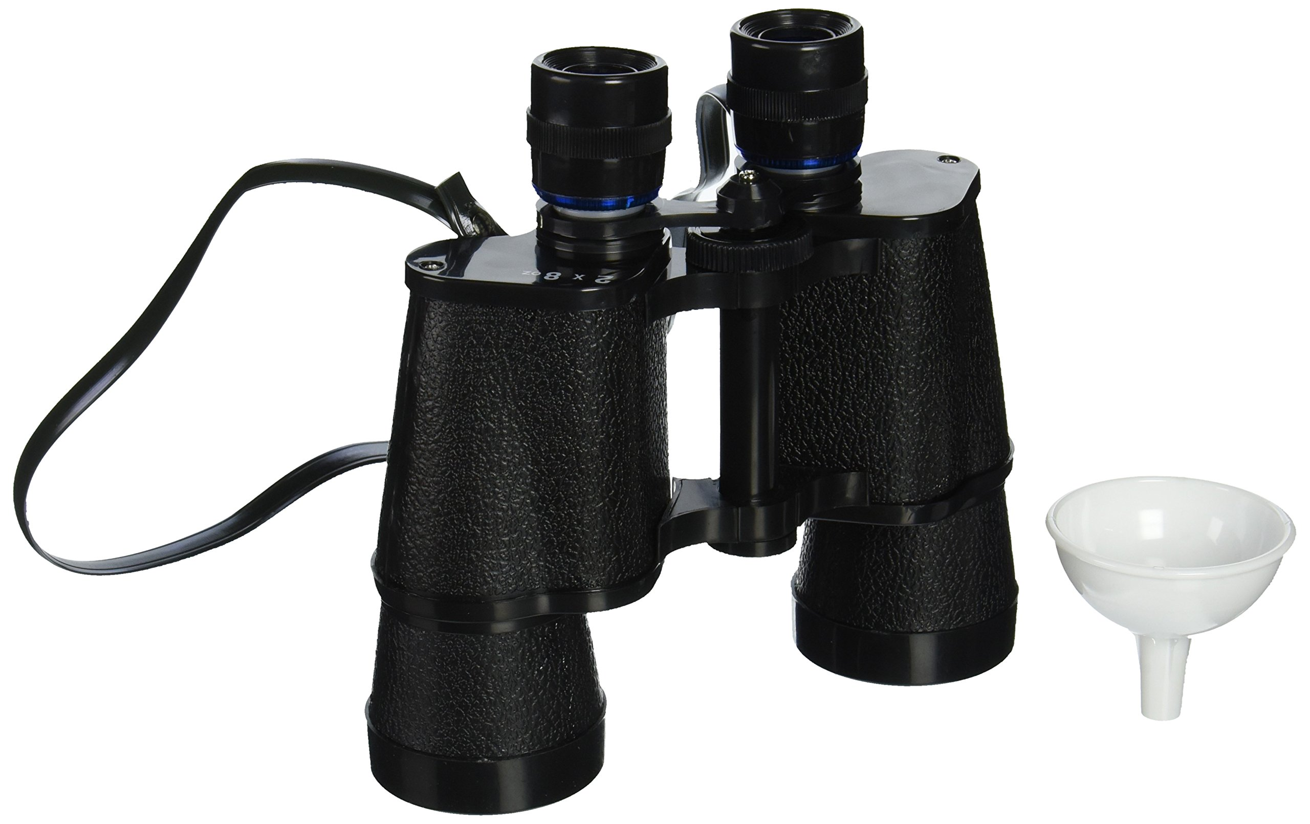 Forum Novelties 52943 Double Sided Binocular Flask