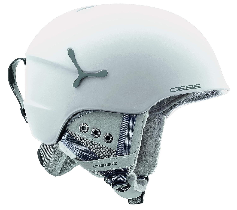 C/éb/é Suspense Deluxe Casco da Sci White Unisex Bambino 54-56 cm