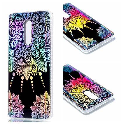 Funda Carcasa Xiaomi Redmi Note 4X, JAWSEU Xiaomi Redmi Note 4X Tapa Trasera Estuche Caso Purpurina llamativa Creativa Diseño Lujo Moda Ultra Delgado ...
