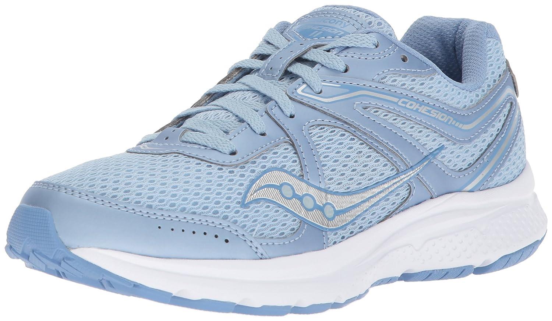【レビューで送料無料】 Saucony Women's B071JMD8QZ Grid 5.5 Cohesion 11 Ankle-High Women's Mesh Running Shoe B071JMD8QZ Fog/Blue 5.5 B(M) US 5.5 B(M) US|Fog/Blue, MemoGraph:b98e7410 --- a0267596.xsph.ru