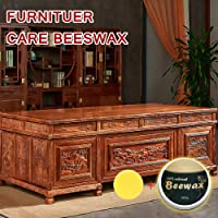 Futurelove Wood Seasoning Beewax - Traditional Beeswax Polish for Wood & Furniture, All-Purpose Beewax for Wood Cleaner and Polish Wipes-Furniture Care Multipurpose Natural Beeswax