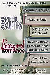 Sneak Peek Samplers: Paranormal Romance