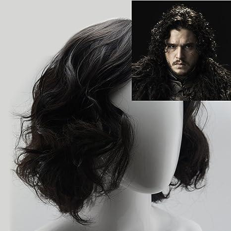 Jon Snow Wig