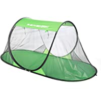 SansBug 1-Person Free-Standing Pop-Up Mosquito-Net (Polyester Floor)