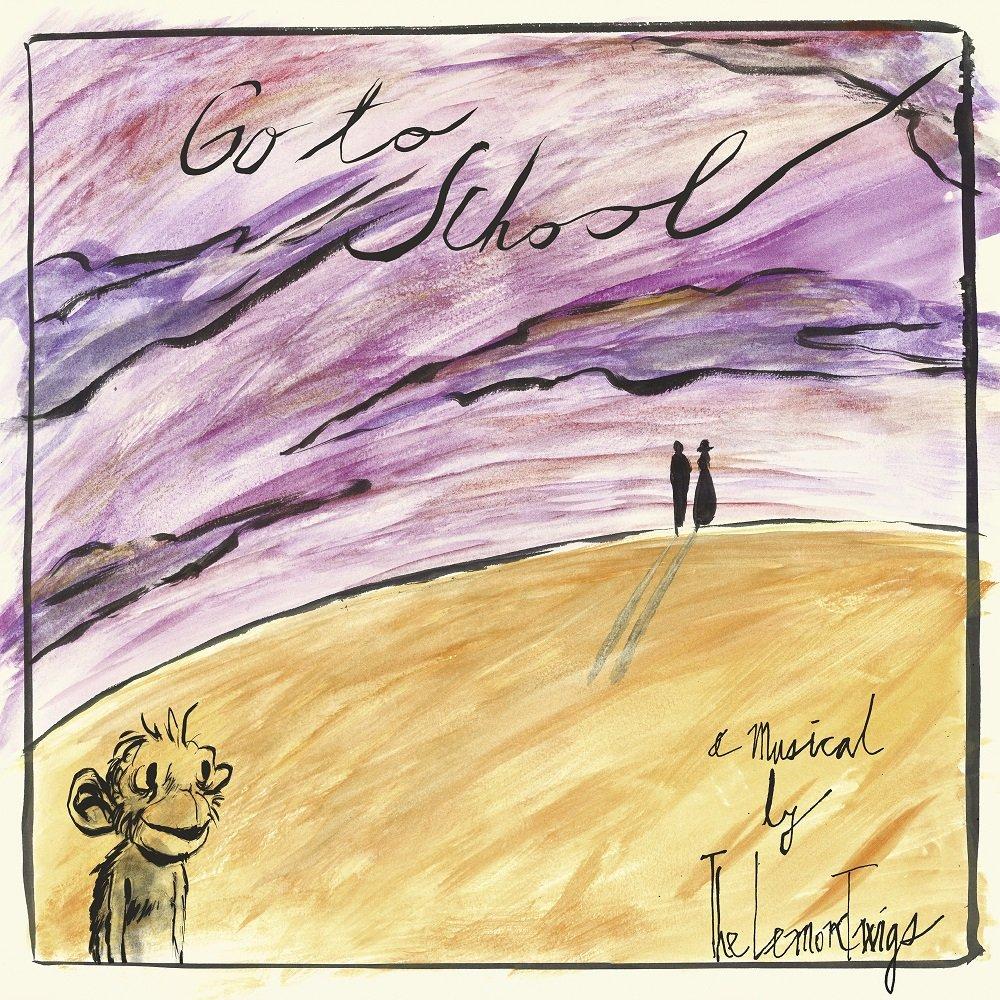CD : Lemon Twigs - Go To School (CD)