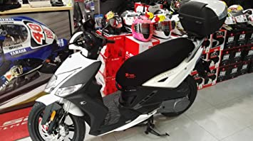 Funda Cubre Asiento Scooter o Moto Kymco Agility New16 125cc