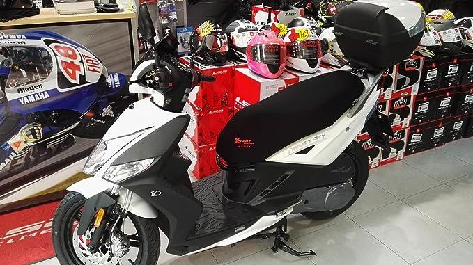 Funda Cubre Asiento Scooter o Moto Kymco Agility New16 125cc: Amazon.es: Coche y moto