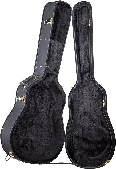 Yamaha hc-ag1 Funda rígida para guitarra acústica: Amazon.es ...
