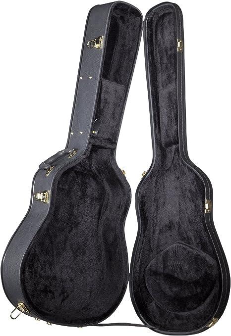 Yamaha hc-ag1 carcasa Funda para guitarra acústica: Amazon.es: Instrumentos musicales