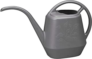 product image for Bloem AW21-908 Watering Can Aqua Rite 1/2 Gal. (56 oz), Charcoal Gray