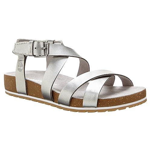 653116e7a475 Timberland Women s Malibu Waves Ankle Sandals  Amazon.ca  Shoes ...