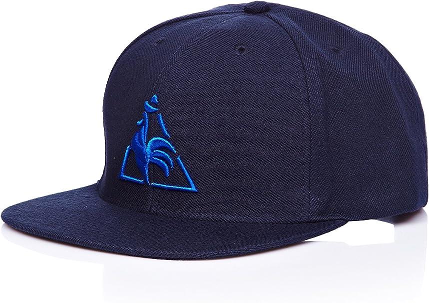 Le Coq Sportif Gorra Hambergite Azul Única: Amazon.es: Ropa y ...