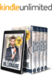 A Clean Billionaire Boxset: 4 Sweet Billionaire Romances